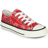 Andre  VOILY  boys's Children's Shoes (Trainers) in Red