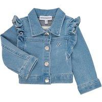 Emporio Armani  Aldric  girlss Childrens Jacket in Blue