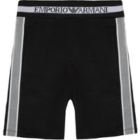 Emporio Armani  Aubert  boys's Children's shorts in Black