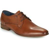 André  LAZERMAN  men's Casual Shoes in Brown