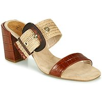 Fericelli  MARCO  women's Mules / Casual Shoes in Beige