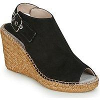 Fericelli-MAURINE-womens-Sandals-in-Black