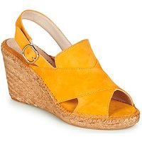 Fericelli-MARIE-womens-Sandals-in-Yellow