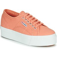 Superga  2790 ACOTW LINEA Up and Down  women's Shoes (Trainers) in Pink