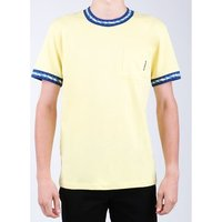 DC-Shoes-DC-SEDYKT03372YZL0-mens-T-shirt-in-Yellow