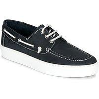 Casual Attitude  MILIA  men's Boat Shoes in Blue
