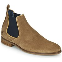 Casual Attitude  MANTHINE  men's Mid Boots in Beige