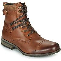 Casual Attitude  RIVIGH  men's Mid Boots in Brown