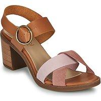 Casual Attitude  MEL  women's Sandals in Brown
