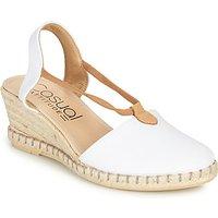 Casual Attitude  MAYA  women's Sandals in White