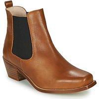Betty London  MERKATO  women's Low Ankle Boots in Brown