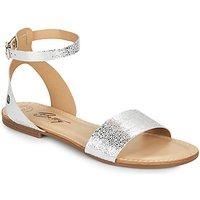 Betty London  GIMY  women's Sandals in Silver