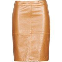 Betty London  MILDA  women's Skirt in Brown