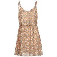 Betty London  MINDI  women's Dress in Multicolour