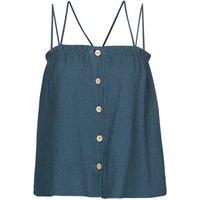 Betty London  MOUDANE  women's Blouse in Blue