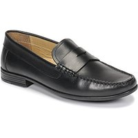 André  OFFICE  men's Loafers / Casual Shoes in Black