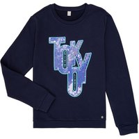 Esprit  ERIN  girls's Children's Sweatshirt in Blue