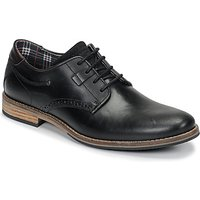 André  ROLL  men's Casual Shoes in Black