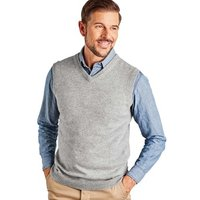 Woolovers-Cashmere-and-Merino-Slipover-mens-Sweater-in-Grey