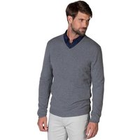 Woolovers-Pure-Cashmere-V-Neck-Jumper-mens-Sweater-in-Blue