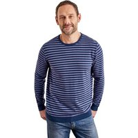 Woolovers-Combed-Cotton-Crew-Neck-Jumper-mens-Sweater-in-Blue