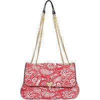 Lollipops  CHRISTINA  womens Shoulder Bag in Red