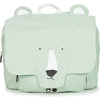 TRIXIE  MISTER POLAR BEAR  girls's Briefcase in Green