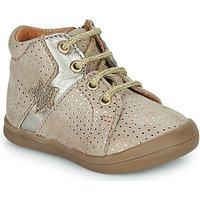 GBB  DUANA  girlss Childrens Shoes (High-top Trainers) in Beige