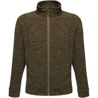 Professional  THORNLY Full-Zip Fleece  mens Fleece jacket in Green