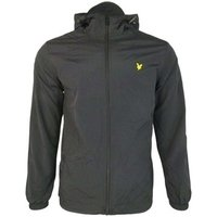 Lyle And Scott Vintage  Zip Through Hooded Jacket  men's  in Black