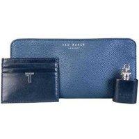 Ted Baker  HIPP_navyblue  mens Purse wallet in Blue