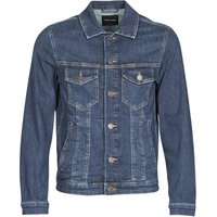 Jack   Jones  JJIALVIN  men's Denim jacket in Blue