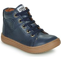 GBB  KELIG  boys's Children's Shoes (High-top Trainers) in Blue