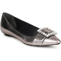 Marc Jacobs  MJ19417  womens Shoes (Pumps / Ballerinas) in Silver