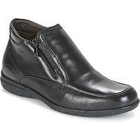 Fluchos  LUCA  men's Mid Boots in Black