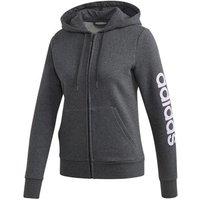 adidas  Essentials Linear FL FZ HD  women's Sweatshirt in multicolour