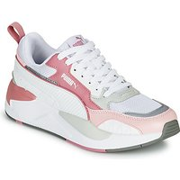 Puma  X-RAY 2  women's Shoes (Trainers) in White