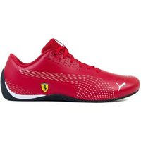 Puma  SF Drift Cat 5 Ultra II  men's Football Boots in Red