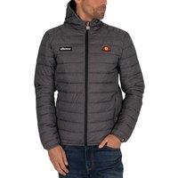 Ellesse  Lombardy Padded Jacket  mens Jacket in Grey