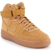 Producent Niezdefiniowany  Nike Air Force 1 High LV8 3 (GS) CK0262-700  girlss Childrens Shoes (High-top Trainers) in Brown