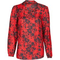 Ikks  BR13085  womens Blouse in Red