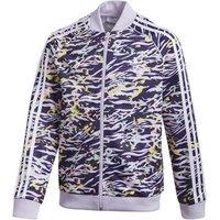 adidas  SST TOP  girls's Children's Tracksuit jacket in Purple