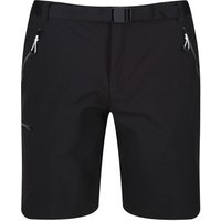 Regatta  Xert III Stretch Walking Shorts Black  mens Shorts in Black
