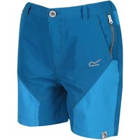 Regatta  Sorcer Mountain Walking Shorts Blue  boyss Childrens shorts in Blue