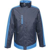 Professional  CONTRAST Waterproof Insulated Jacket  mens Coat in Blue