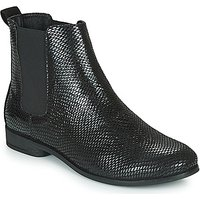 TBS  MELROSE  women's Mid Boots in Black