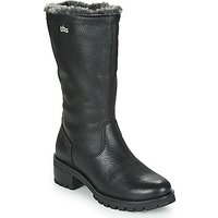 TBS  PHILINA  women's High Boots in Black