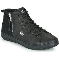 TBS  TYNDALL  women's Shoes (High-top Trainers) in Black