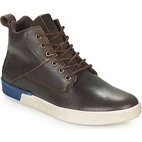 TBS  SANDJAY  mens Shoes (High-top Trainers) in Brown