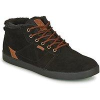 Etnies  JEFFERSON MTW  men's Skate Shoes (Trainers) in Black
